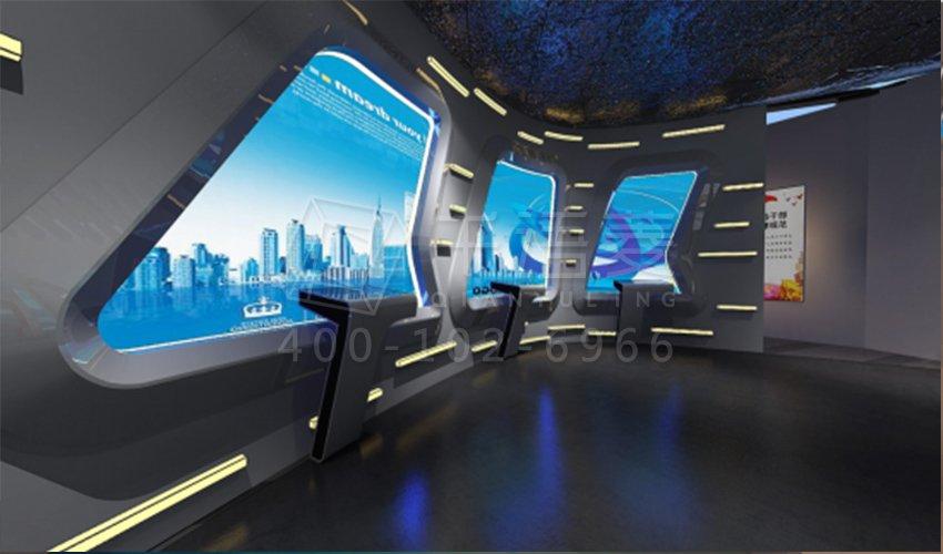 地铁展厅设计效果图图片